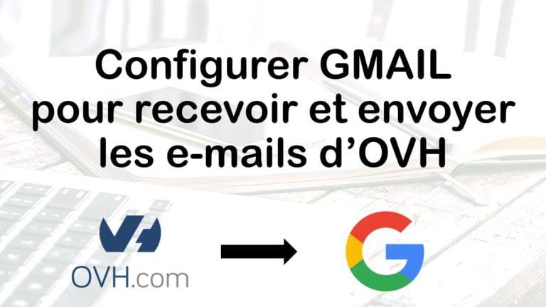 configurer gmail