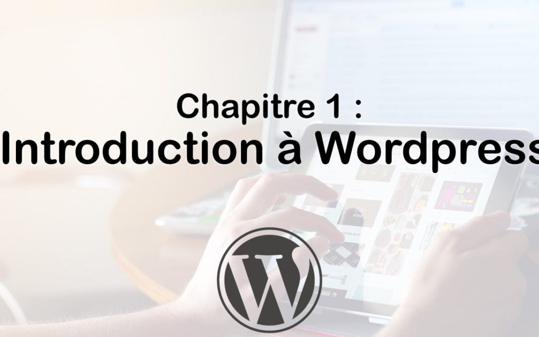 Introduction à WordPress