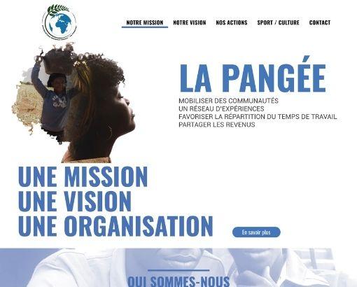 site internet la pangée
